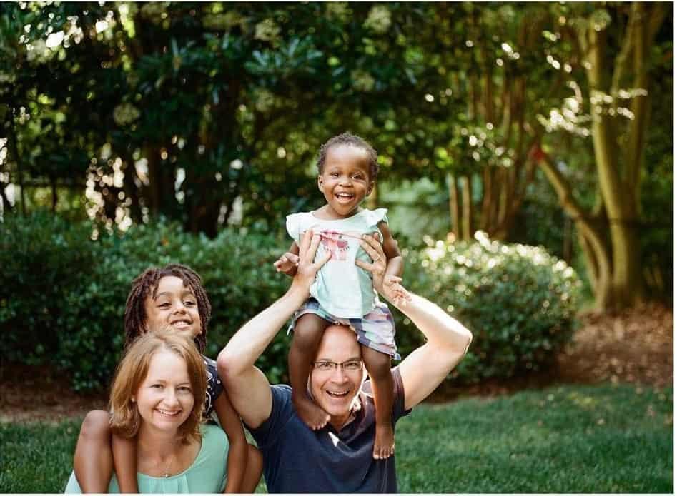 Davila family