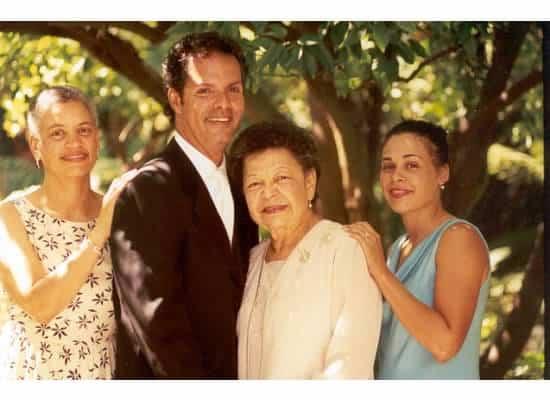 SavvySupporter Tribute Family Kelly