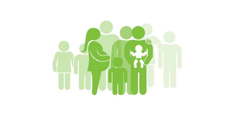 family icon green2