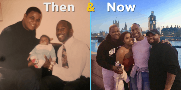Then Now KN